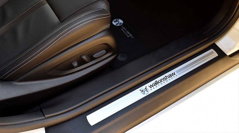 Walkinshaw Performance Custom Sill Plates