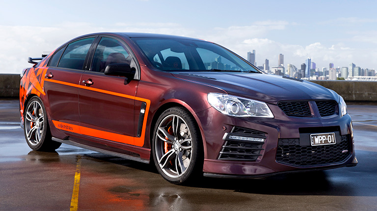 Walkinshaw Performance Holden/HSV Commodore